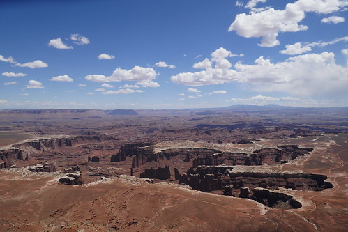 Canyonland-Grand View Point