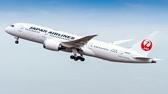 Boeing 787-8 Dreamliner JA840J Japan Airlines (William Musculus) Tags: plane spotting airplane airport aviation london heathrow egll lhr ja840j japan airlines boeing 7878 dreamliner jal jl