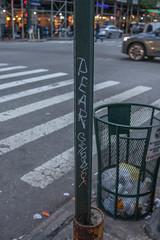 Pear, Lost (NJphotograffer) Tags: graffiti graff new york city ny nyc pear d30 nsf crew getlostalot lost