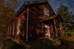 IMGP0630 (ferm93) Tags: abandoned asylum kyrka mentalsjukhus övergivet öde ödehus moody dark deserted creepy thepurge portraits porträtt satan