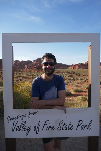 Greetings from Valley of Fire