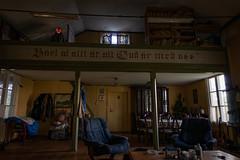 IMGP0710 (ferm93) Tags: abandoned asylum kyrka mentalsjukhus övergivet öde ödehus moody dark deserted creepy thepurge portraits porträtt satan