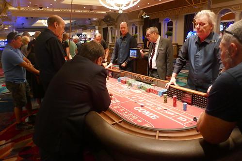 Las Vegas - Joueurs au Casino