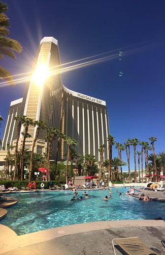 Las Vegas - Mandalay Bay anniv Nico