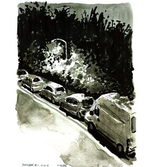 Ink01 (sylvain.cnudde) Tags: usk urbansketch urbansketcher sketch street citysketch city