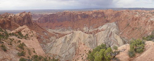 Canyonland-Upheaval Dome