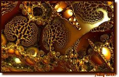 *Autumn days 2019!* (MONKEY50) Tags: m3d art fractal autumn fall colors abstract psp brown orange hypothetical digital musictomyeyes awardtree netartii artdigital exoticimage contactgroups flickaward autofocus