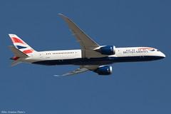 G-ZBKI (Baz Aviation Photo's) Tags: gzbki boeing 7879 dreamliner british airways heathrow runway 09r ba139 chatrapati shivaji intl bom baw ba egll lhr
