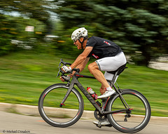 Maximum Effort (michaelcroudson) Tags: cycling cycle racing action