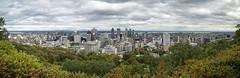 Vue de Montréal (Olivier Rapin) Tags: 2019 canada quebec vacances montréal montroyal panoramique sony a7 iii minolta 1735mm