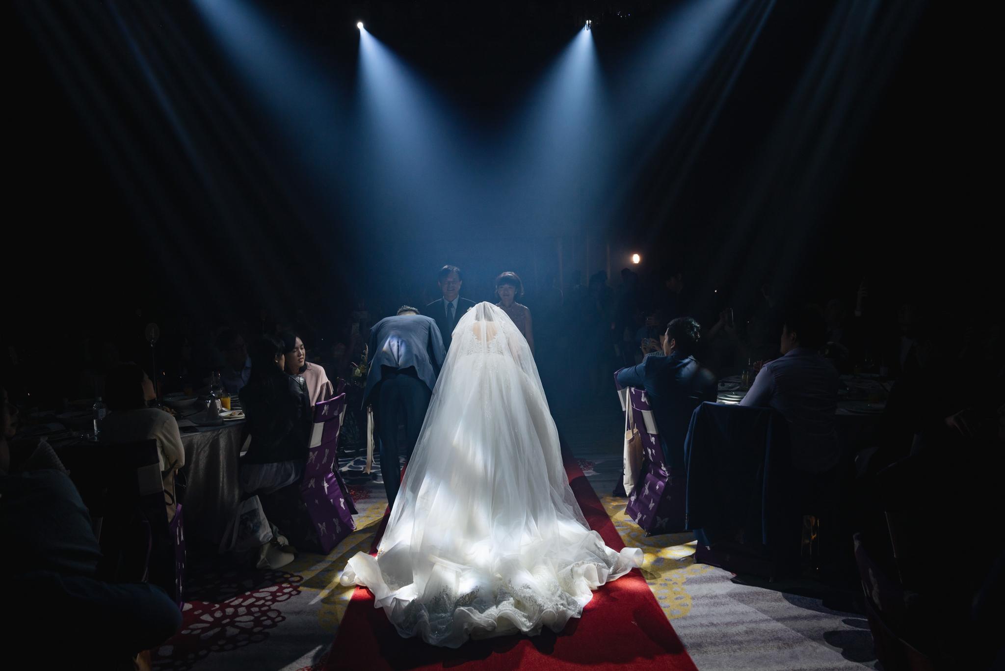 EASTERN WEDDING, Donfer, 美福飯店, 婚禮紀錄