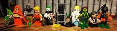 Breakout (Doctor Allo) Tags: lego dc arkham asylum scarecrow killer croc victor zsasz joker harley quinn poison ivy commissioner gordon bane