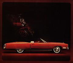 1972 Cadillac Fleetwood Eldorado Convertible (aldenjewell) Tags: 1972 cadillac fleetwood eldorado convertible 1903 runabout brochure