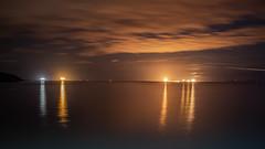 Meteor Shower (MBDGE >1.7 Million Views) Tags: shower meteor canon eos r eosr scapa flow orkney scotland night long exposure sea