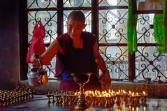 Spirit of Tibet - L'esprit du Tibet....FREE TIBET (geolis06) Tags: asia asie inde india himachalpradesh dharamsala mcleodganjtibet geolis06 dharamshala mcleodganj tenzingyatso dalaïlama tibet freetibet bodhisattva spirit esprit light lumière bougie canddle bouddhisme bouddhiste free liberté