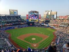 Mets-Pirates Game (Joe Shlabotnik) Tags: galaxys9 baseball july2019 2019 mets citifield cameraphone faved