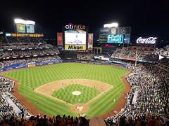 First Complete Game (Joe Shlabotnik) Tags: galaxys9 baseball july2019 2019 scoreboard mets citifield cameraphone faved