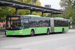 Upplands Lokaltrafik AB (Gamla Uppsala Buss AB) 256 (gbenviro200) Tags: uppsala gamlauppsalabuss upplandslokaltrafik mana23 lionscity ydf070 256