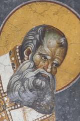 IMG_0947a (zavar_vera) Tags: northmacedonia ohrid church peribleptos 13thcentury fresco mural michaelandeutychios
