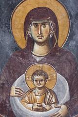 IMG_0934b (zavar_vera) Tags: northmacedonia ohrid church peribleptos 13thcentury fresco mural michaelandeutychios