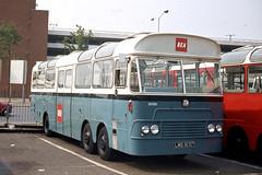 British European Airways . 6556  LMG163C . London Airport Central . June-1969 . (AndrewHA's) Tags: bus london bea british european airways 6556 lmg163c bedford val marshall nonpsv teminal transfer vehicle