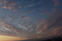 DSC_6011 (marcnico27) Tags: 2019 marcnico27 zandvoort haarlem outdoor sky clouds lovelyclouds dunes sunrise zonsopgang