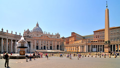 St Mark's Square, Rome