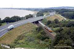 30/09/1987 - Hessle, East Yorkshire. (53A Models) Tags: britishrail brush type2 class31 31327 phillipsimperial diesel freight hessle eastyorkshire train railway locomotive railroad