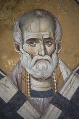 Saint Nicholas (zavar_vera) Tags: northmacedonia ohrid church peribleptos 13thcentury fresco mural michaelandeutychios