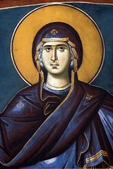 IMG_0930a (zavar_vera) Tags: northmacedonia ohrid church peribleptos 13thcentury fresco mural michaelandeutychios