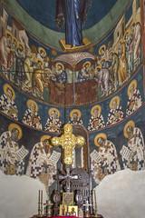 IMG_0892a (zavar_vera) Tags: northmacedonia ohrid church peribleptos 13thcentury fresco mural michaelandeutychios