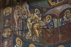 IMG_0891a (zavar_vera) Tags: northmacedonia ohrid church peribleptos 13thcentury fresco mural michaelandeutychios