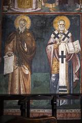 IMG_0876a (zavar_vera) Tags: northmacedonia ohrid church peribleptos 13thcentury fresco mural michaelandeutychios