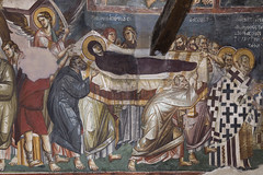 IMG_0850a (zavar_vera) Tags: northmacedonia ohrid church peribleptos 13thcentury fresco mural michaelandeutychios