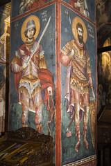 IMG_0833a (zavar_vera) Tags: northmacedonia ohrid church peribleptos 13thcentury fresco mural michaelandeutychios