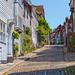 Mermaid Street, Rye, Sussex