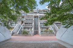 Neave Redux (100 Real People) Tags: nikond750 nikkor1835f3545 acrchitecture brutalism concrete london socialhousing ziggurat block councilhousing camden kilburn