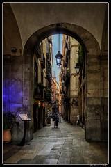 Barcelona_Barri Götic_Plaça Reial_Carrer Nou de Sant Francesc_Catalonia_ES (ferdahejl) Tags: barcelona barrigötic plaçareial carrernoudesantfrancesc catalonia es dslr canondslr canoneos800d
