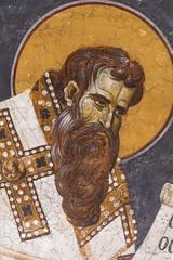 IMG_0948a (zavar_vera) Tags: northmacedonia ohrid church peribleptos 13thcentury fresco mural michaelandeutychios