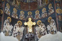 IMG_0889a (zavar_vera) Tags: northmacedonia ohrid church peribleptos 13thcentury fresco mural michaelandeutychios