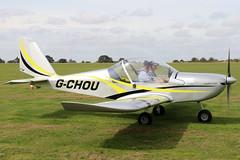 G-CHOU (GH@BHD) Tags: gchou evektor evektoraerotechnik ev97 eurostar teameurostaruk laarally2019 sywellairfield laa laarally sywell aircraft aviation microlight