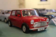 Mini Cooper (Nabel Grant) Tags: minicooper miniature classicmini photography miniclubman carphotography