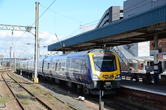 331106 at Doncaster (stephen.lewins (1,000 000 UP !)) Tags: class331 331105 yorkshire doncaster railways caf northern