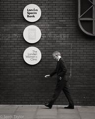 Take it to the Bank (Scrufftie) Tags: outofcamera monochrome style fujifilmxh1 bankside london mono bw lightroom fuji blackwhite photoshop acros southbank fujifilm fujinonxf1855mm