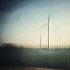 3458 (Elke Kulhawy) Tags: coast clouds windräder color creativ meer art abstract kunst kontrast grain grainy holland