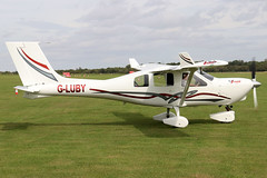 G-LUBY (GH@BHD) Tags: gluby jabiru jabiruaircraft jabiruj430 laarally2019 laa laarally sywellairfield sywell aircraft aviation microlight