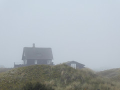 My favourite view from our summer cottage (cats_in_blue) Tags: fanø fanøbad morning