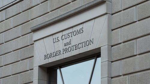 U.S. Customs and Border Protection Building