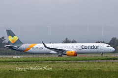 A321 G-TCDP THOMAS COOK-CONDOR colours (shanairpic) Tags: jetairliner passengerjet a321 airbusa321 shannon thomascook condor gtcdp
