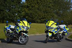 RPU Bikes (S11 AUN) Tags: lincolnshire police bmwr1200rt motorcycle rpu roads policing unit traffic bike 999 emergency fx19azg fx66ado